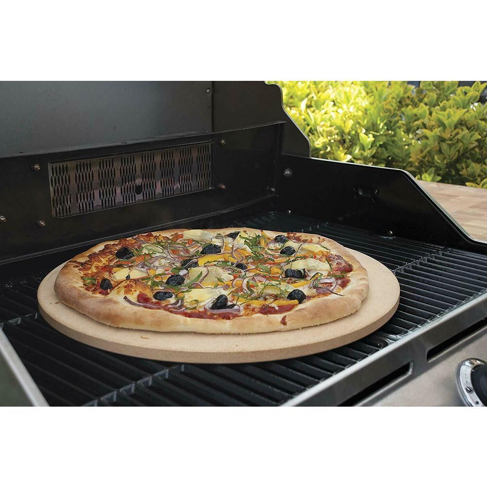 Pizzacraft 16.5 Round Pizza Stone PC9898