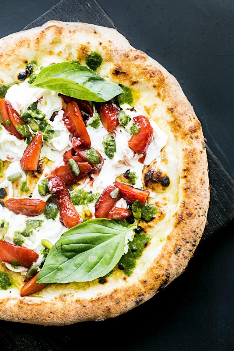pizza cornicone